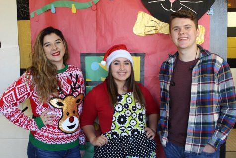 StuCo Spreading Christmas Spirit