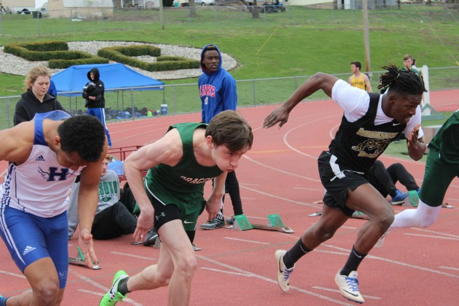 Track Sectionals 2018