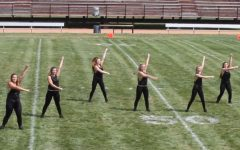 Gold Dusters' Debut Performance