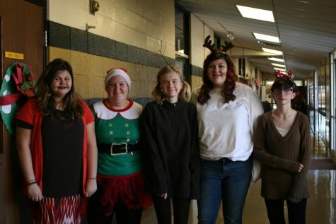 StuCo Christmas Spirit