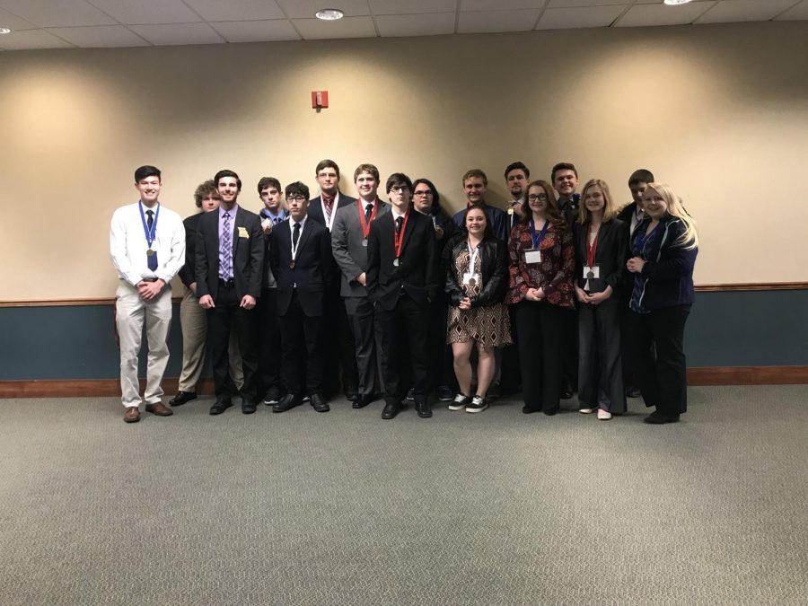 DECA Districts: Fredericktown Brings Down the House