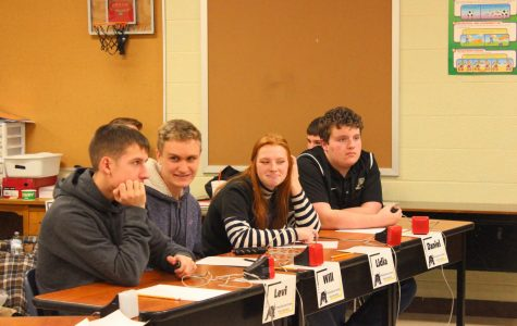 Smarties at Scholar Bowl
