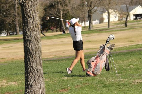Mackenzie McMinn post swing