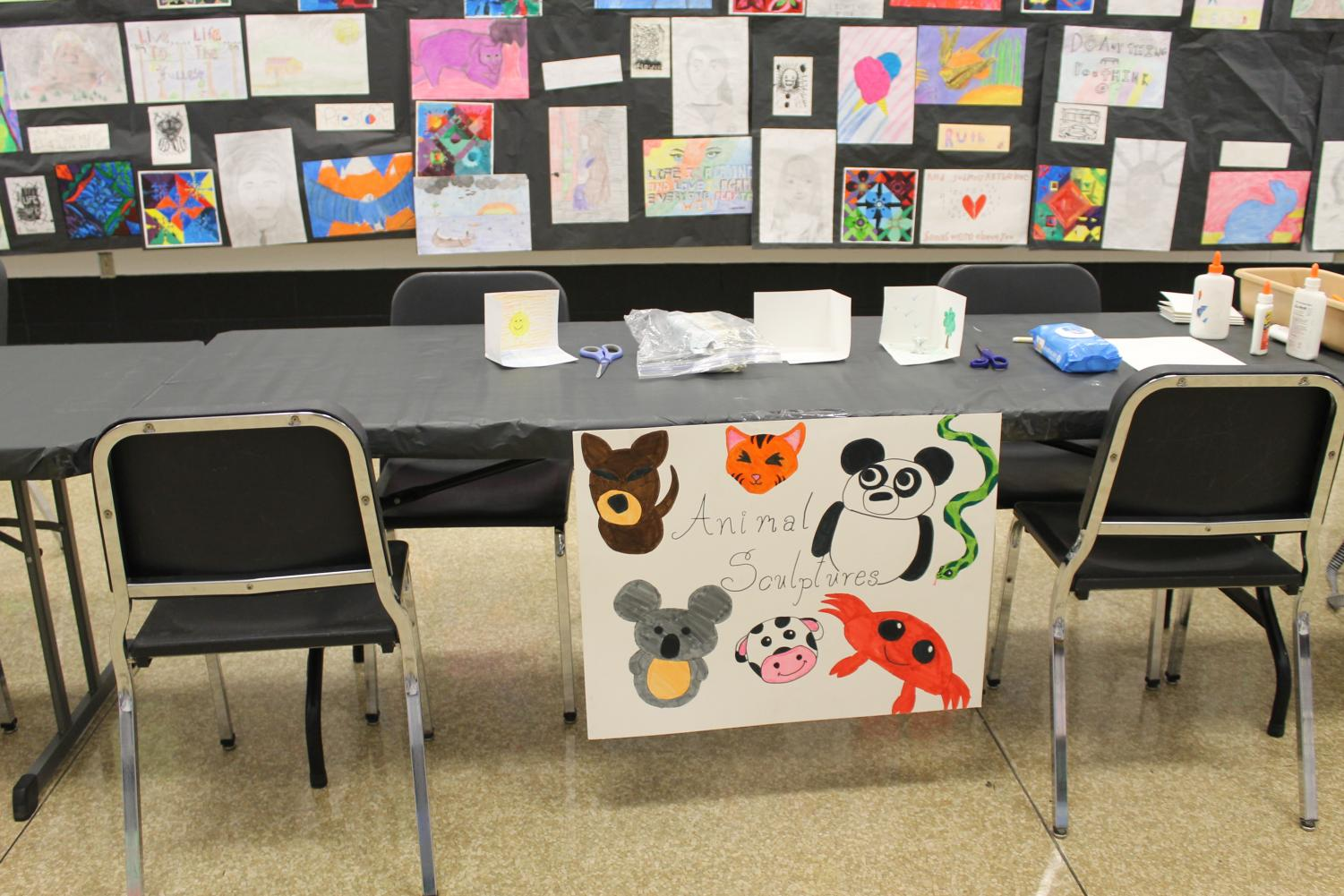 From Doodles to Masterpieces: 2k19 Art Show – Scratch Pad
