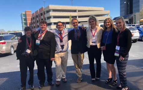 FBLA Learns More Leadership at State Conference