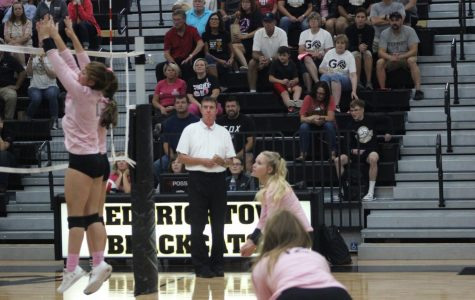 Pink Out Volleyball